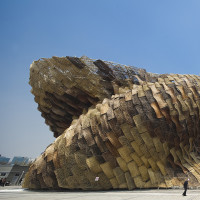 Spanish Pavilion for Shanghai World Expo 2010