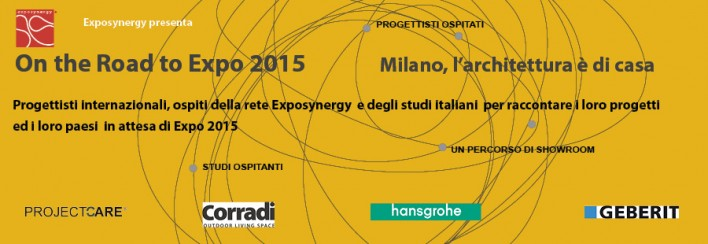 On the road to Expo 2015